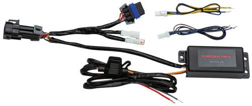 Kuryakyn 3-Wire Rear Signal Splitter Module for '15-'20 Indian Scout (2587)