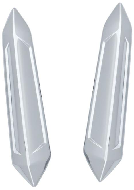 Kuryakyn Chrome Omni Windshield Trim For Honda Gold Wing (3277)