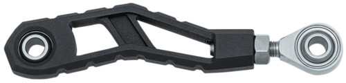 Kuryakyn Riot Black Shift Linkage for Dyna Models with Mid Controls (3571)