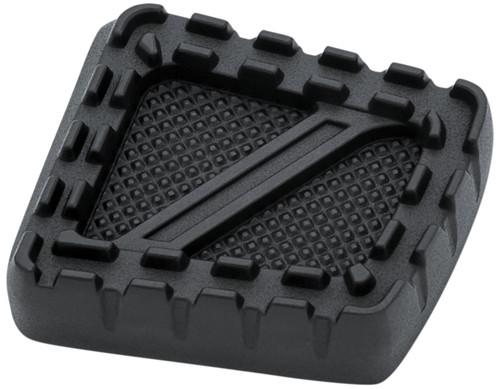 Kuryakyn Riot Satin Black Brake Pedal Pad for Harley-Davidson (3577)