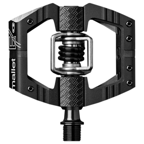 Crankbrothers Mallet E Black MTB Mountain Bike Pedals (15990)