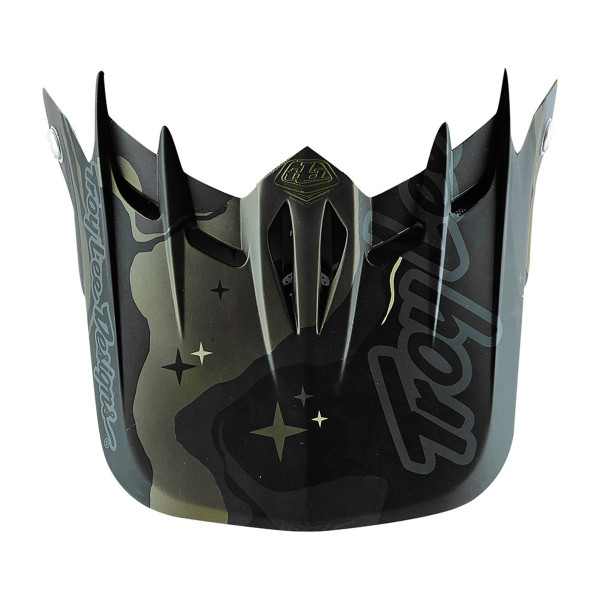 Troy Lee Designs D2 Galaxy Helmet Replacement Visor