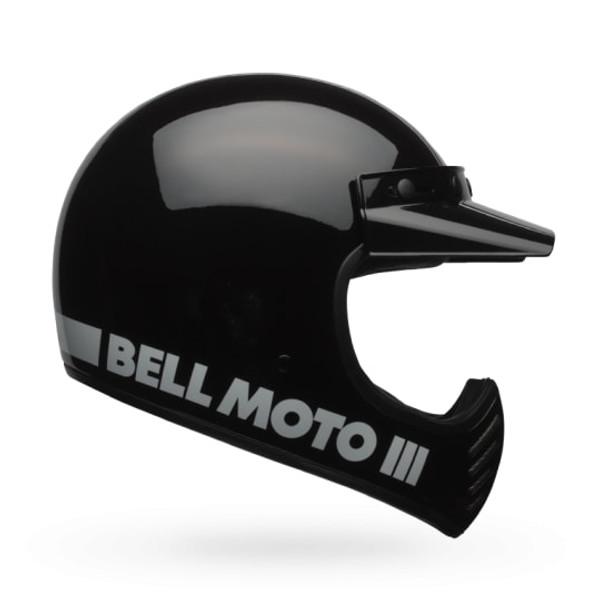 Bell Moto-3 Classic Solid MX Offroad Helmet