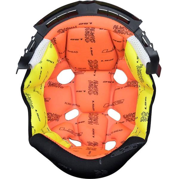 LS2 Subverter Helmet Top Inner Liner Pad