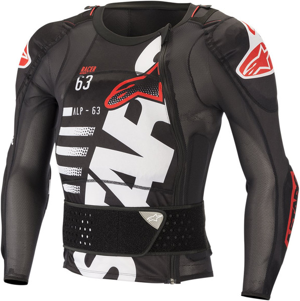 Alpinestars Sequence Mens MX Offroad Protective Jacket