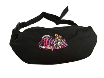 Twisted Chesire Cat Bum Bag