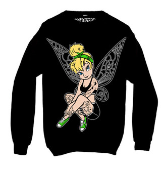 Inkerbelle Tattoo Sweatshirt