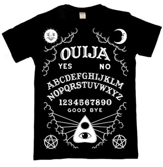 Ouija Board T Shirt