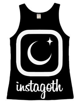 Instagoth Occult Vest