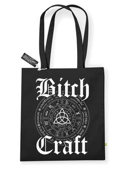 Bitch Craft Tote Bag
