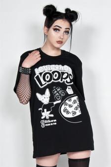 Leviathan Loops Occult T Shirt