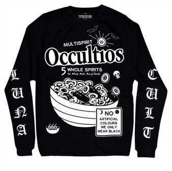Occultios Long Sleeve T Shirt