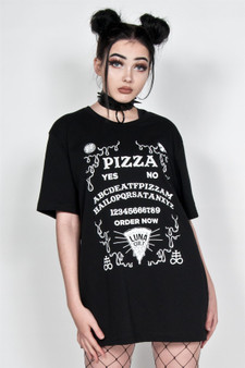 Pizza Ouija T Shirt