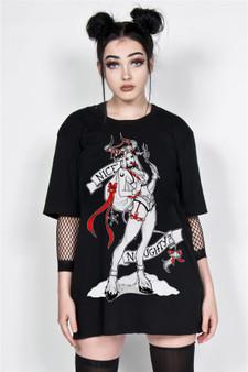 Krampus Xmas T Shirt