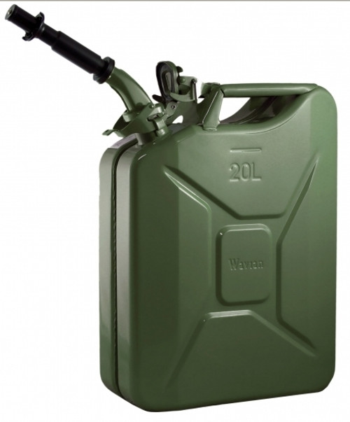 GAS CAN 5 GAL NATO OD NEW