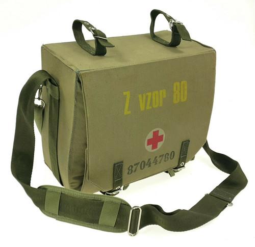 Czechoslovakian Vz.80 Field Medical Kit- Used