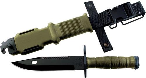 Ontario Knife GI M9 OD Green Scabbard