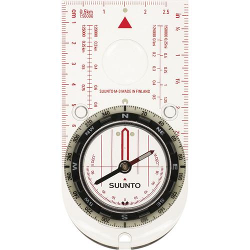 Suunto M-3 NH Baseplate Compass