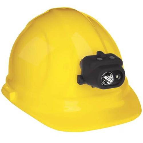 NightStick Dual-Light Headlamp w/Hard Hat Clip & Mount NSP-4608BC