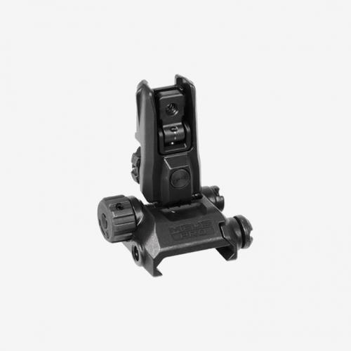 Magpul MBUS Pro LR Adjustable Sight – Rear MAG527 - Black