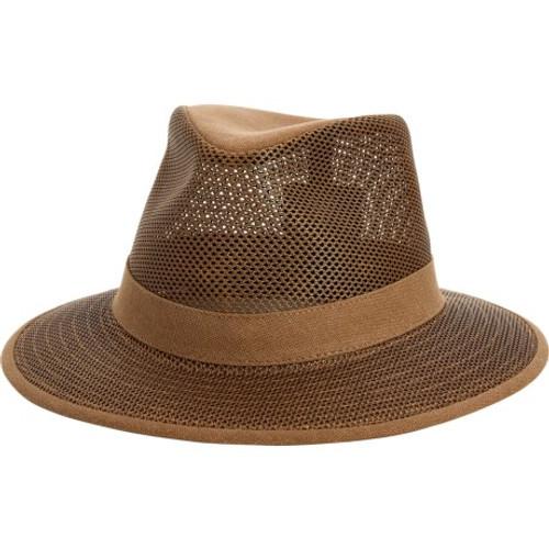 Henschel Hat Company Aussie Breezer Cotton-Mesh Hat - Earth