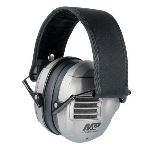 Smith & Wesson 110041 Alpha Electronic Ear Muff Nrr23