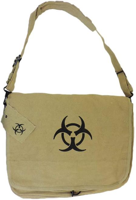 Rothco Vintage Canvas Bag/Bio-Hazard - Khaki
