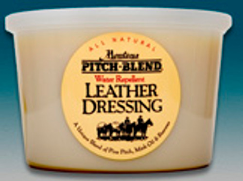 Montana Pitch-Blend Boot Wax 52oz Tub