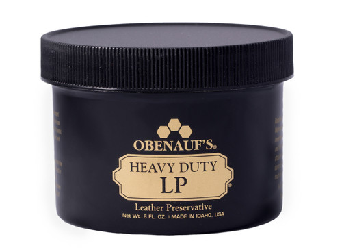 Obenauf's Heavy Duty LP Boot Wax 8oz