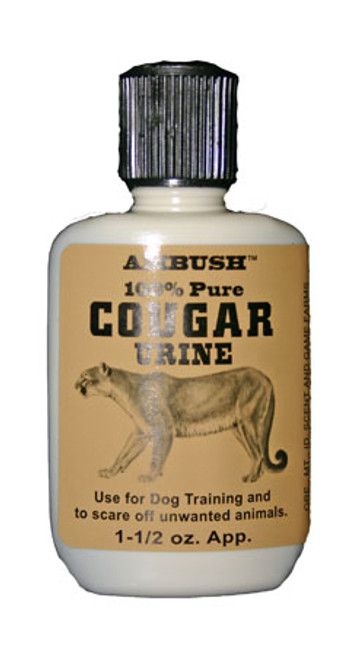 Cougar Scent Cover