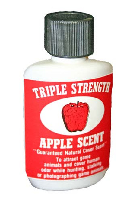 Triple Strength Apple Scent