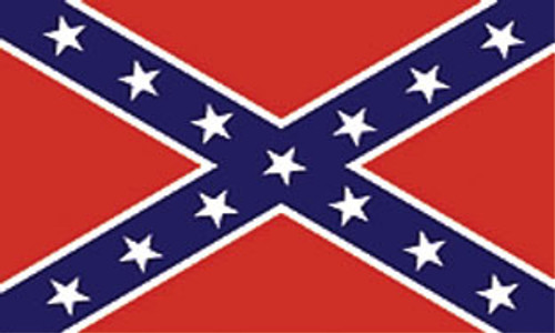 Confederate Battle Flag 3x5