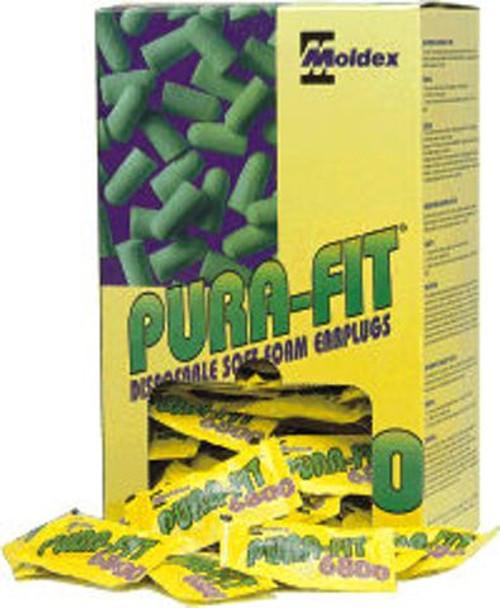 Purafit Earplugs 4pk