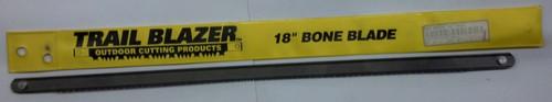 """Trailblazer Take-Down Saw 18"""" Bone Blade"""