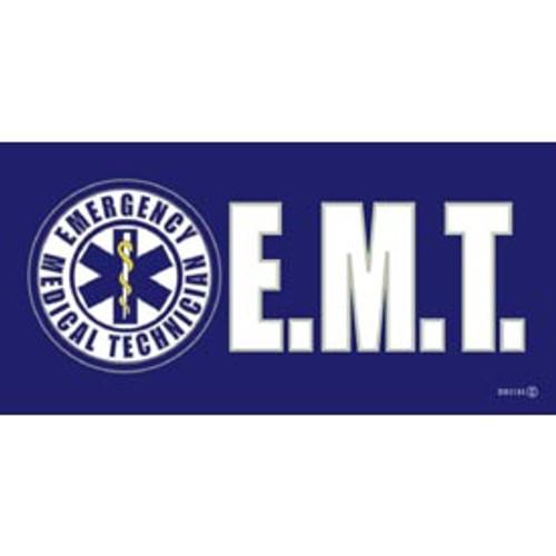 Bumper Sticker EMT Logo