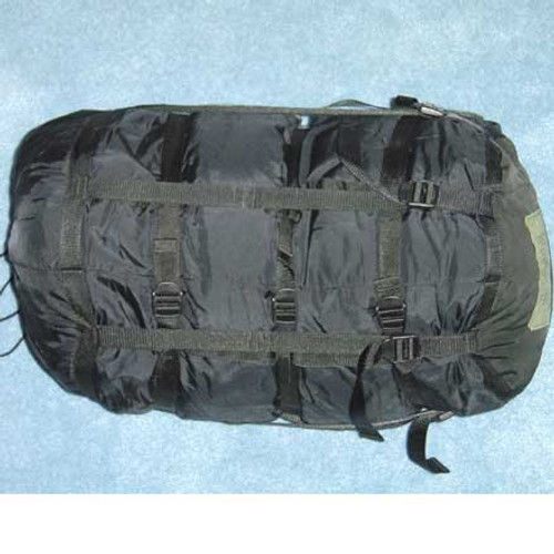 GI Sleeping Bag System Compression Sack Black UE