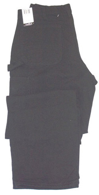 B11BLK Black Dungaree