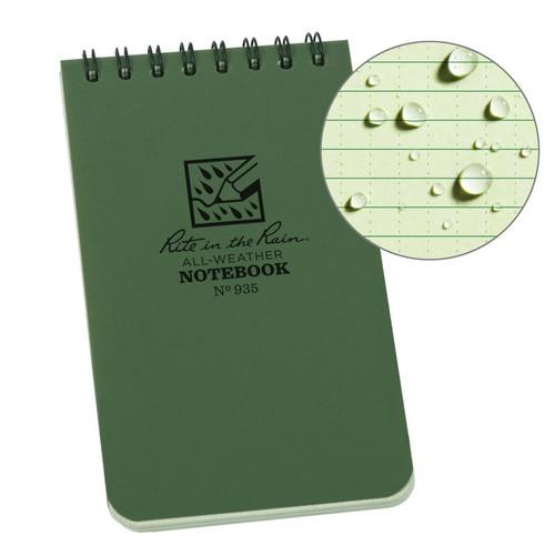 Rite in the Rain Field Notebook 3x5