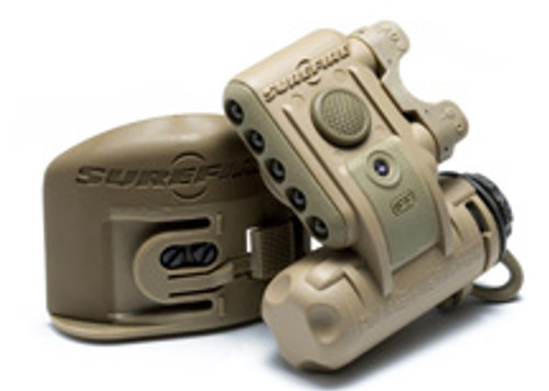 Surefire Helmet Light Blue/White/IR LED's, Tan