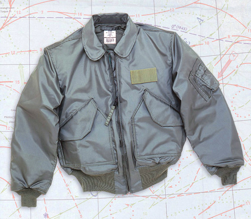 USAF / USN CWU-45P Nomex Flight Jacket Large Regular