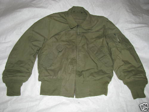 Army Cold Weather Nomex Flight Jacket Medium Regular Used