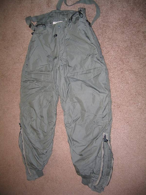 "USAF Extreme Cold Pant F-1B 30"" Nylon/Cotton"