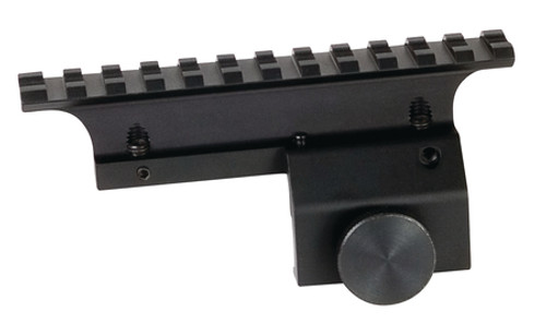 Weaver 1-Piece Multi Slot Tactical Scope Base for Ruger Mini 14/30 Matte