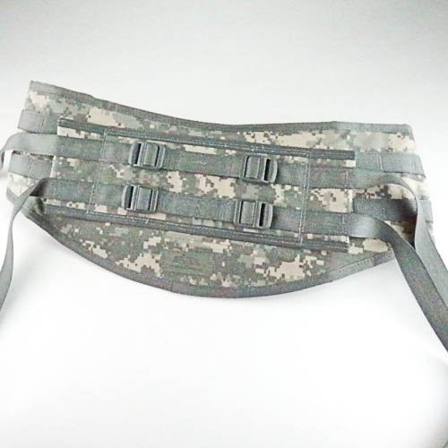 GI MOLLE II Waist Belt / Kidney Pad New