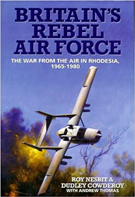 Book - Britain's Rebel Air Force