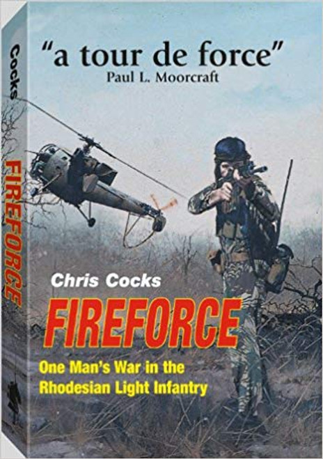 Book - Fireforce by Chris Cocks