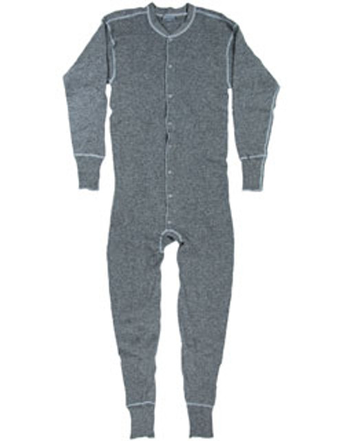 Stanfields Canadian Wool Unionsuit