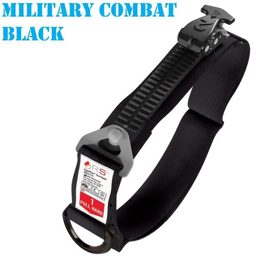 RapidStop Military Combat Tourniquet Black
