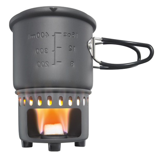 Esbit Solid Fuel Stove + Cookset