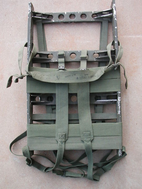 WWII GI British Manpack Carrier (Pack Board)